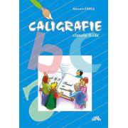 Caligrafie clasa a II- IV