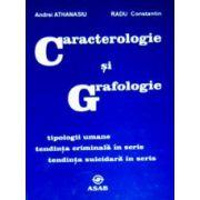 Caracterologie si grafologie. Tipologii umane. Tendinta criminala in scris. Tendinta suicidara in scris