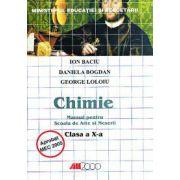 CHIMIE. MANUAL PENTRU CLASA A X-A SAM