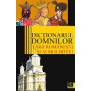 Dicţionarul domnilor Ţării Româneşti şi ai Moldovei