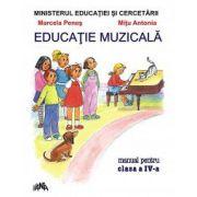 EDUCATIE MUZICALA- Manual  clasa a IV-a