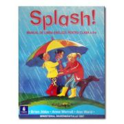 Limba engleza cls II. Splash ( manual)