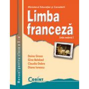 LIMBA FRANCEZA L2 - Manual pentru clasa a X-a