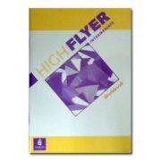 Caiet de limba engleza cls VII. High flyer intermediate