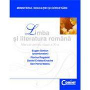 LIMBA SI LITERATURA ROMANA Simion - clasa a XI-a