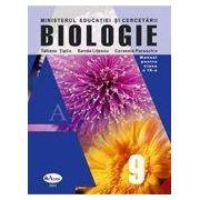 Biologie, clasa a IX-a(manual in limba maghiara)