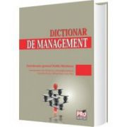 Dictionar de management