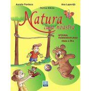 Natura, casa noastra clasa a II-a