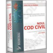 NOUL COD CIVIL REPUBLICAT IN 2011 - Editie cartonata