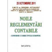 Noile reglementari contabile editia a VII-a 25 octombrie 2011