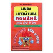 BAC Limba si literatura romana. Oral si scris