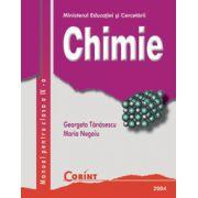 CHIMIE - Manual pentru clasa a IX-a