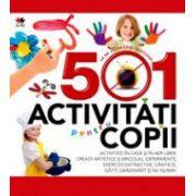 501 activitati pentru copii