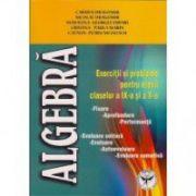 Algebra: exercitii si probleme pentru elevii claselor a IX-a si a X-a