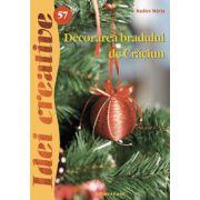 Decorarea bradului de Crăciun - Idei Creative 57