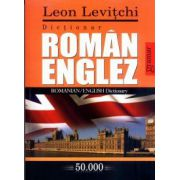 Dictionar roman-englez- 50.000 de cuvinte