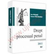 Drept procesual penal 2011