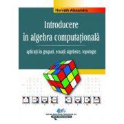 Introducere în algebra computaţională – Vol.II – aplicaţii în grupuri, ecuaţii algebrice, topologie