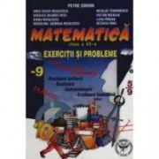 Matematica clasa a VI-a. Exercitii si probleme.