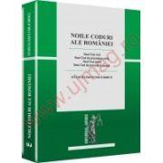 Noile Coduri ale Romaniei - Studii si cercetari juridice