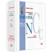 Noul Cod civil. Vol. I. ( Art. 1-1163) - Adnotat cu doctrina si jurisprudenta