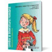 Limba şi literatura română. Manual pentru clasa a IV-a