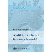 Audit intern bancar De la teorie la practica