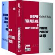 Despre fiscalitate si competitivitate 2 vol.