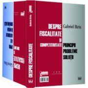 Despre fiscalitate si competitivitate 2 vol.