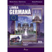 Limba germană. Manual pentru clasa a XII-a, limba a II-a