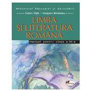 Limba si literatura româna – manual, clasa a III-a