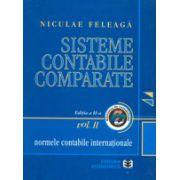 Sisteme contabile comparate, Vol. II, Partea 1: Normele contabile internaţionale