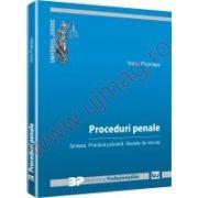 Proceduri penale