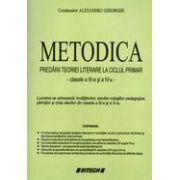 Metodica predarii teoriei literare la ciclul primar, clasele III-IV