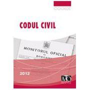 CODUL CIVIL, ediţia a IV-a-  2012