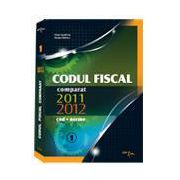Codul Fiscal Comparat 2011 - 2012 (cod + norme)  25 Februarie 2012