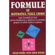 Formule De Matematica, Fizica, Chimie