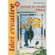 Imitatii de vitralii Tiffany - Ed.II - Idei Creative 14