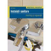 Instalaţii sanitare - Montaj şi reparaţii