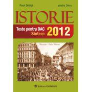 Istorie. Teste pentru noul BAC 2012