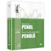 Noul Cod penal si Noul Cod de procedura penala. Actualizat Februarie 2012