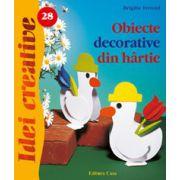 Obiecte decorative din hârtie - Idei Creative 28
