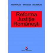 Reforma justiţiei româneşti