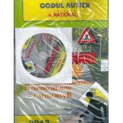 Chestionare auto pentru obtinerea permisului auto categoria B, 2012. (CD interactiv inclus)