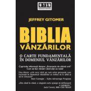 Biblia vanzarilor - o carte fundamentala...