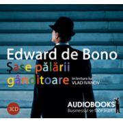 Şase pălării gânditoare (audio book)