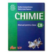 Chimie manual cls a IX-a