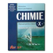 Chimie manual cls a X-a