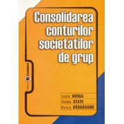 Consolidarea conturilor societatilor de grup