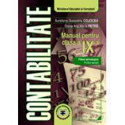 Contabilitate. Manual pentru clasa a XI-a